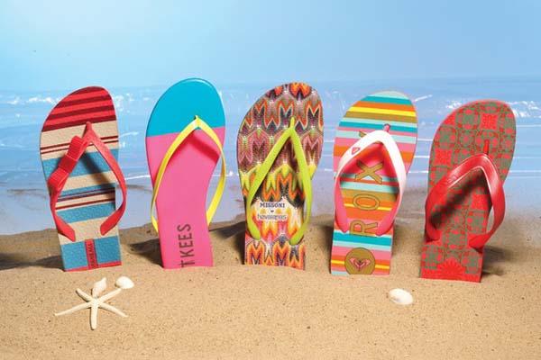 Обувь для пляжа 2015. Какая пляжная обувь в моде в 2015 году?