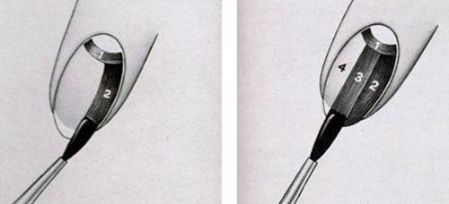 Лунный маникюр: маникюр в домашних условиях, фото и видео инструкции, мастер классы