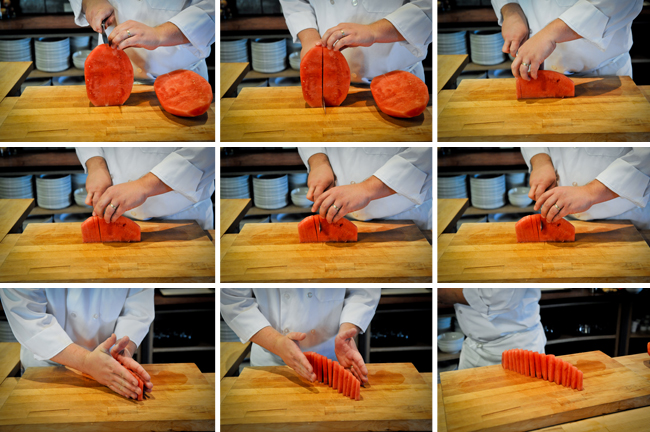 Как почистить гранат, ананас, апельсин, авокадо, арбуз, дыню, киви и манго?