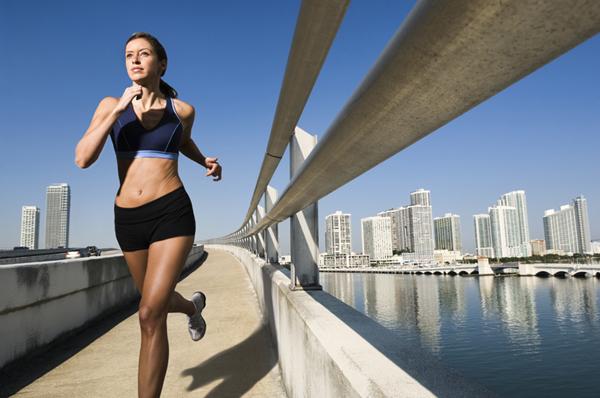 как бегать чтобы похудеть женщине