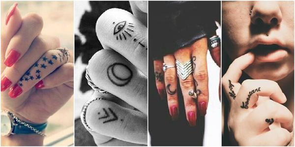 Модные тату для девушек 2017 на руке