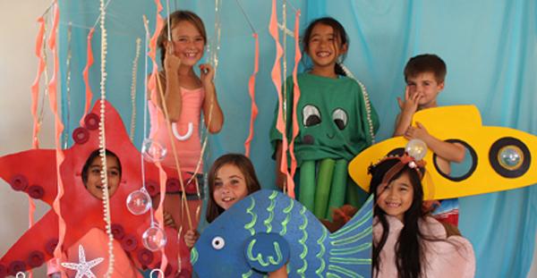 Костюмы на морскую тему для детей