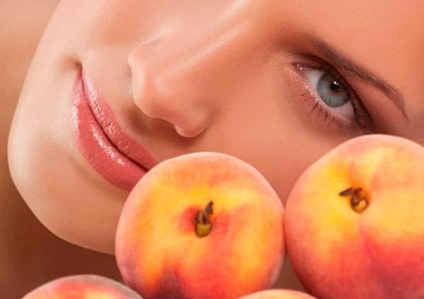 Как украсить торт персиками? Украшение торта персиками