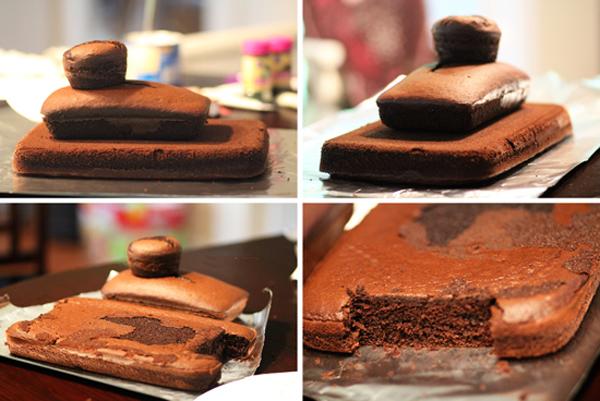 Как сделать торт вов