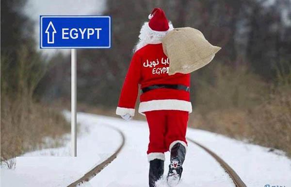 Погода в египте на новы год