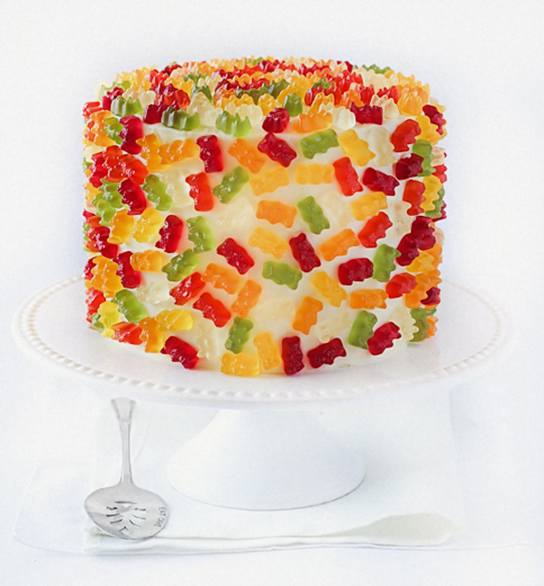 Тортики для малышей своими руками