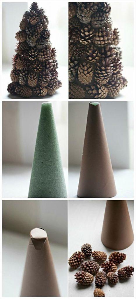 Поделки из природного материала: поделки из шишек