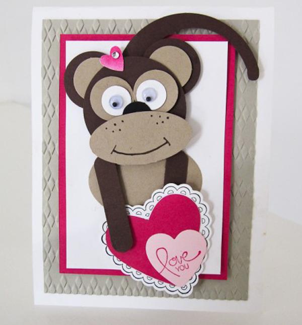 Новогодние поделки своими руками с обезьянкой