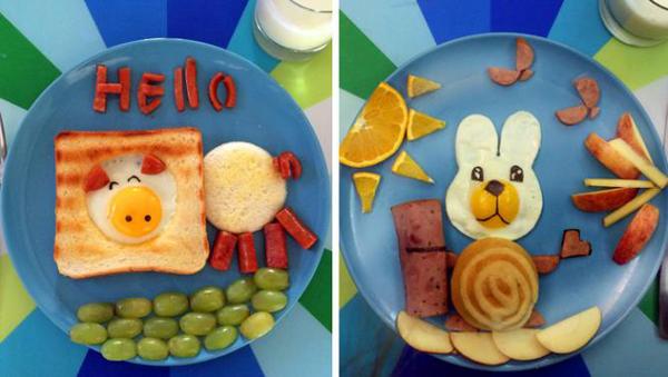Завтрак для детей: что приготовить ребенку-школьнику на завтрак?