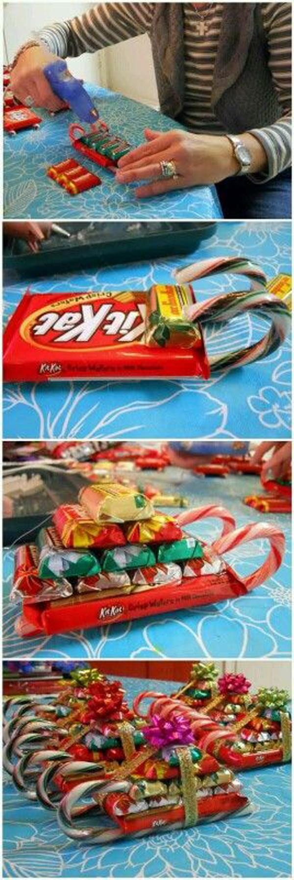 Какие лучше конфеты в подарок
