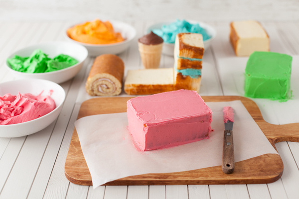 Фото как сделать мастику для торта своими