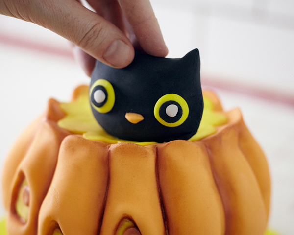 Торт на Хэллоуин. Как украсить торт на Хэллоуин: фото, видео и идеи