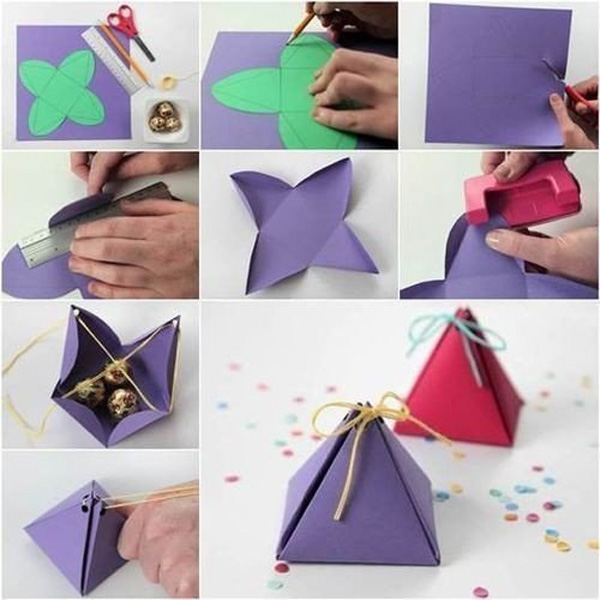 Упаковка подарков. Оригинальная упаковка новогодних подарков