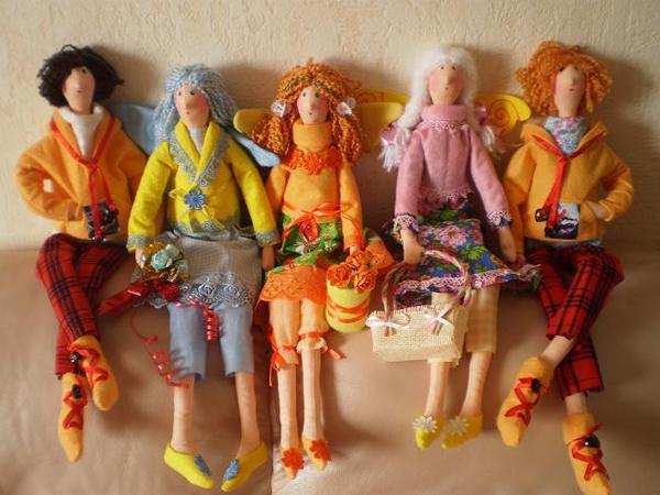 Обувь для куклы тильда мастер класс