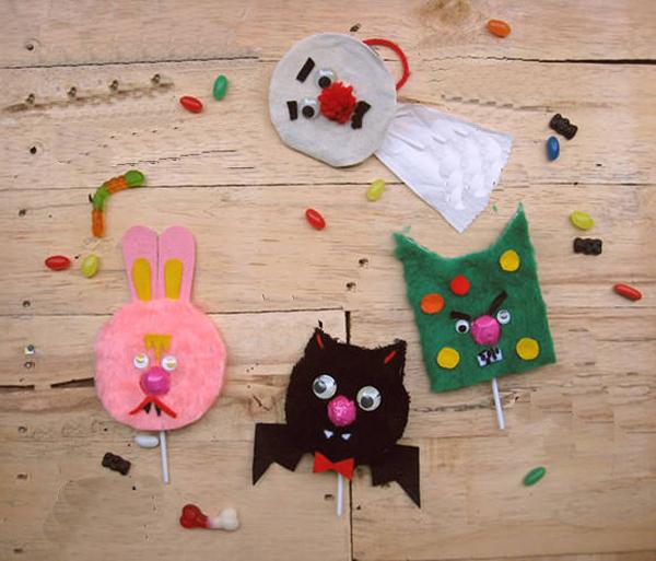 Отсосала за конфету хэллоуин