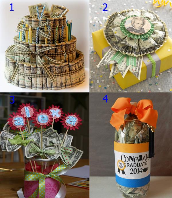 Красиво оформить подарок деньгами на день рождения 775