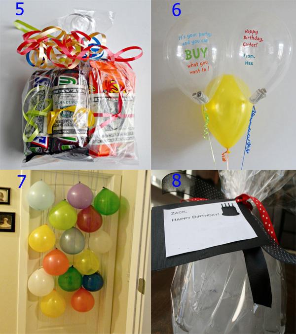 Вручение подарков необычное 21