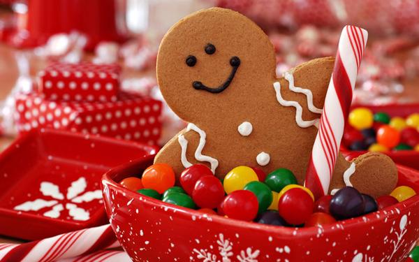 Сладкие подарки. Сладкие новогодние подарки своими руками