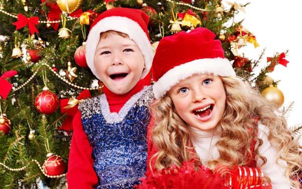 Новогодние игры: детские конкурсы и игры на Новый год