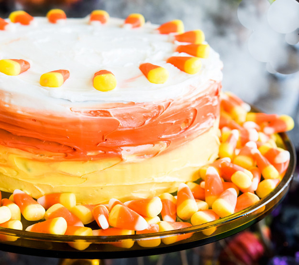 Необычные десерты. Десерты на Хэллоуин