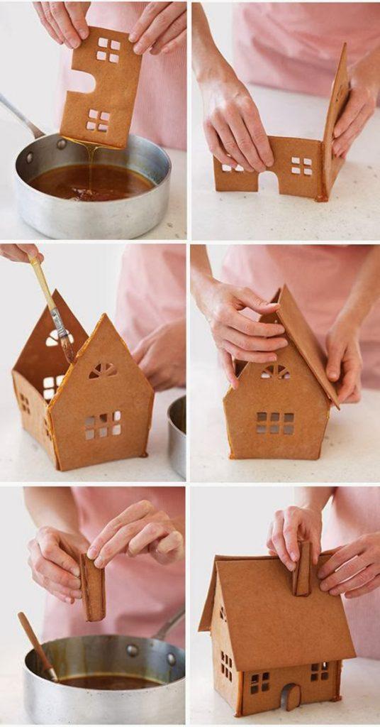 Пряничный домик. Как сделать Пряничный домик своими руками?