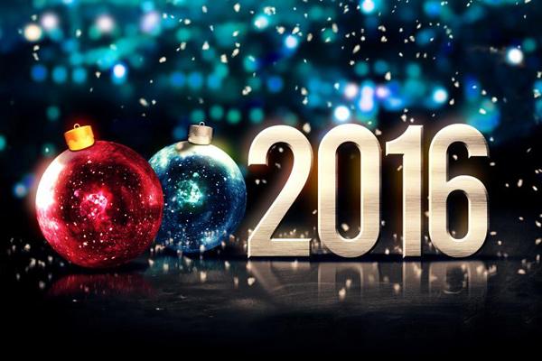 Видео поздравление с Новым 2016 годом: новогодние видео открытки, клипы и ролики