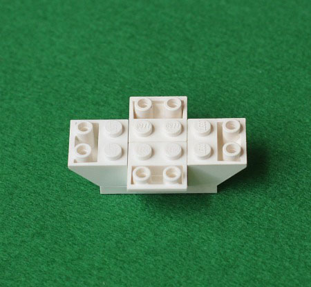 Лего Снеговик. Как сделать из Лего снеговика?