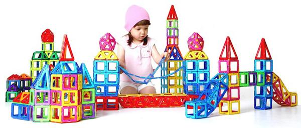 Магнитный конструктор Magformers. Magformers – детский конструктор нового поколения