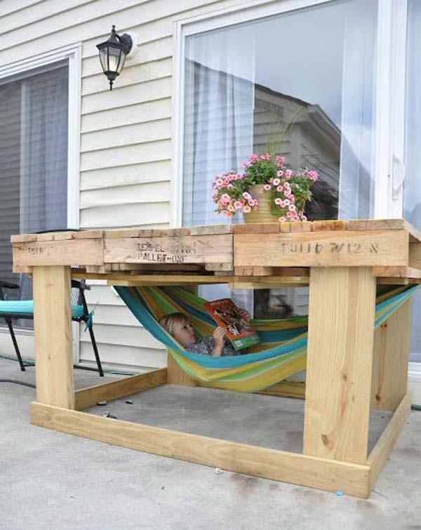 Поддоны деревянные. Что сделать из деревянных поддонов для детей: фото, идеи и советы
