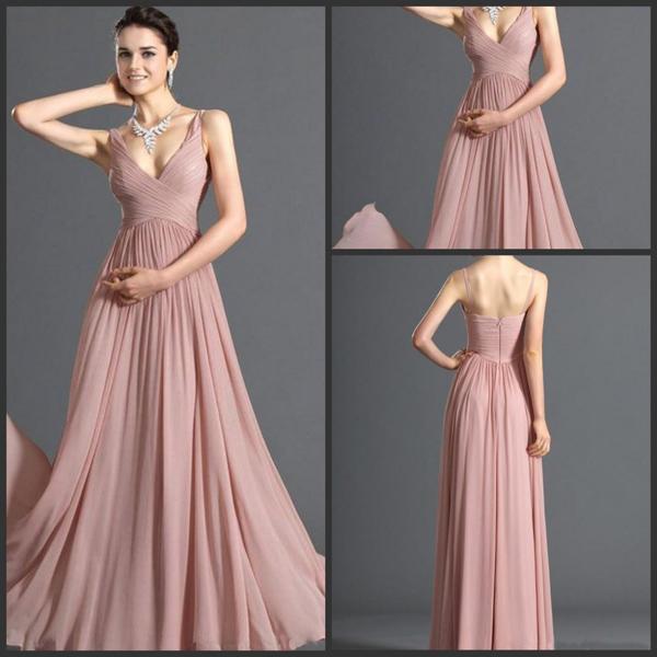 Прическа под v образный вырез на платье