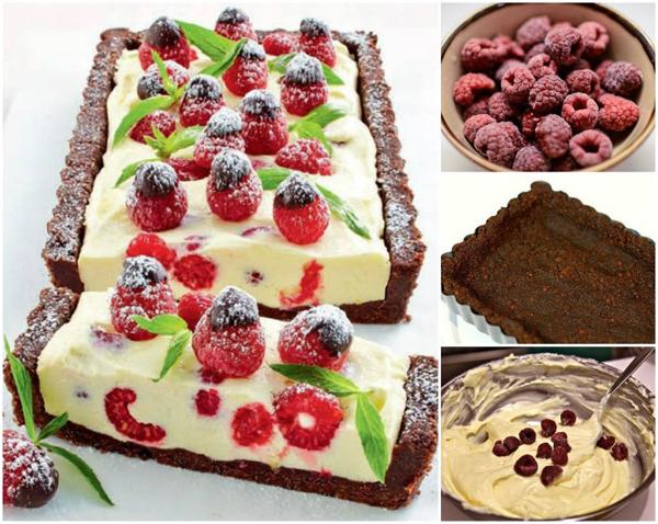 Торты без выпечки: фото, рецепты и видео