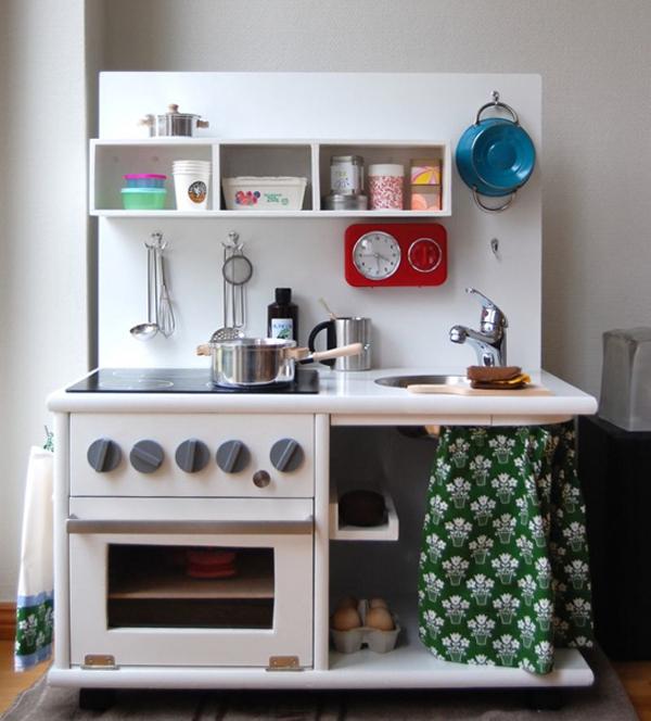 Детская кухня. Детская кухня своими руками