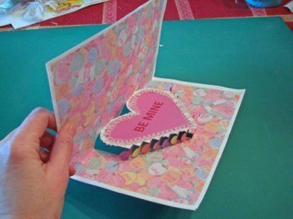 Как самой сделать открытки