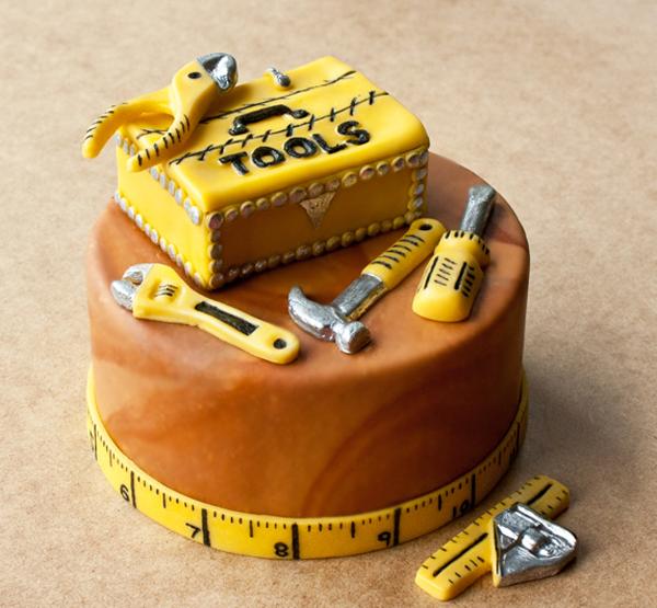 Торт на 23 февраля своими руками с фото