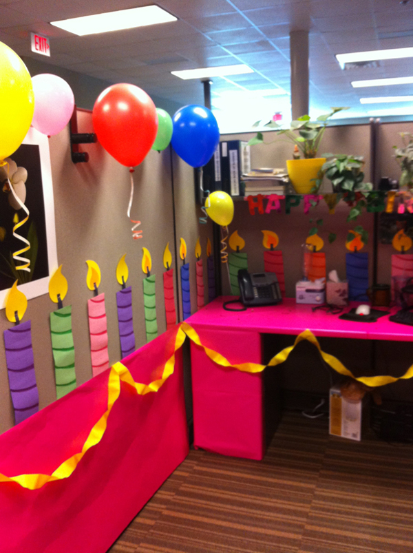 Lastest  Cubicles Ideas Offices Decor Bdays Offices Offices Birthday Decor