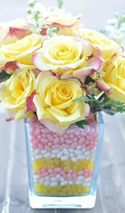 Как украсить вазу своими руками фото фото 81