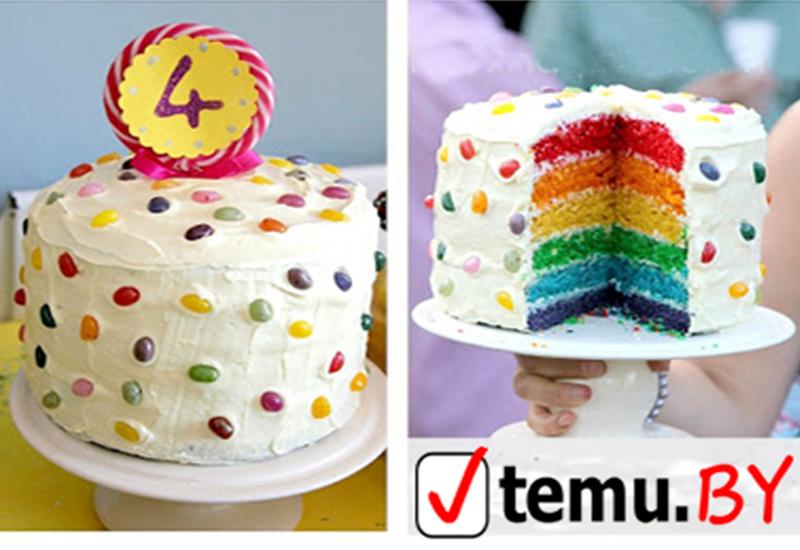 Оформление детских тортов своими руками фото
