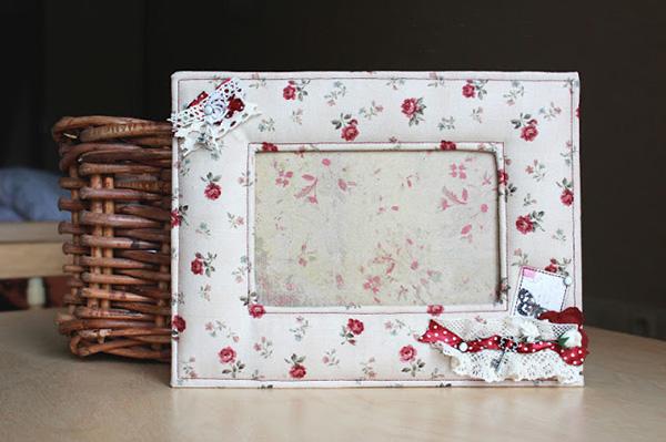 Рамку для фото своими руками из картона