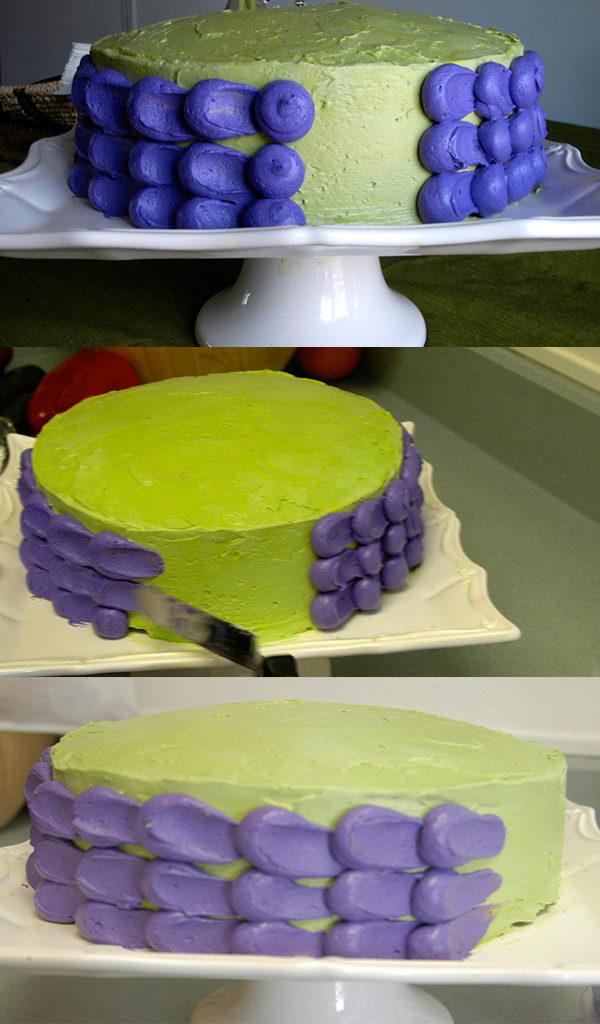Торт на 2 года: торт на 2 года мальчику и девочке своими руками