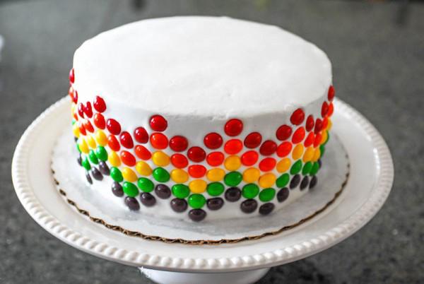 Тортик для мальчика 3 года своими руками