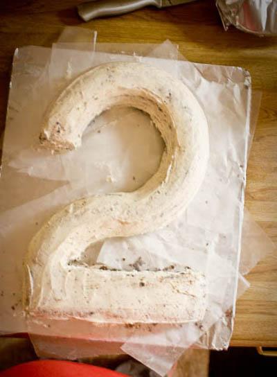Торт для ребенка 2 года своими руками