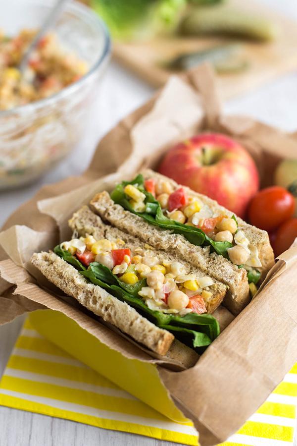 завтраки рецепты салаты бутерброды