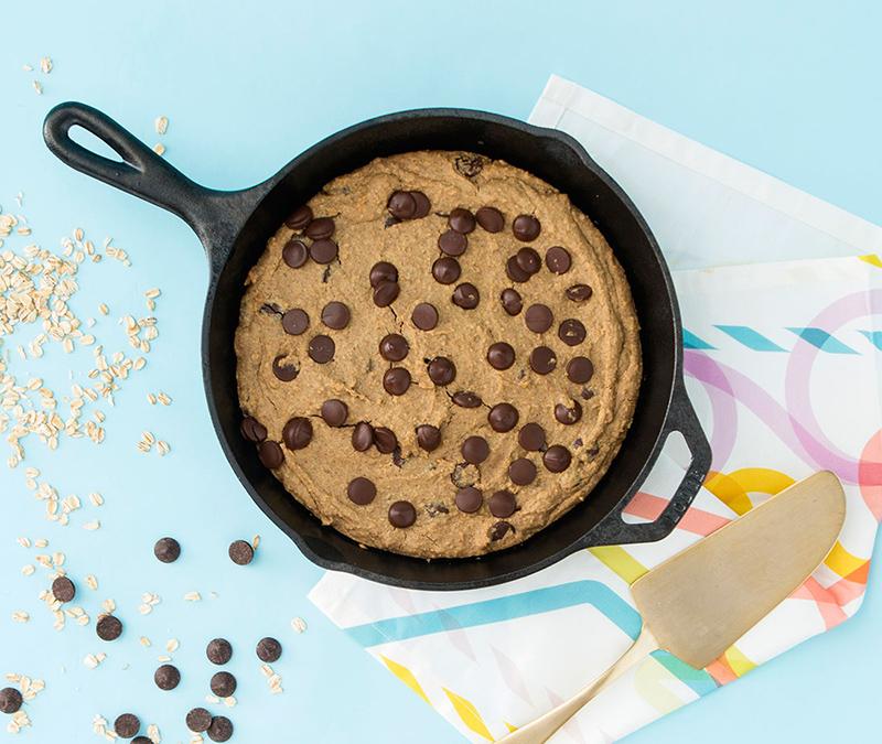 Десерт из нута: печенье из нута