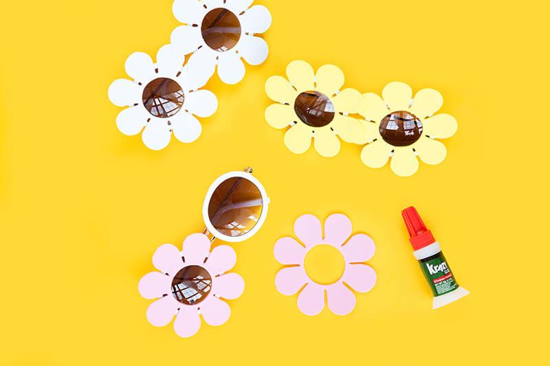 Солнечные очки своими руками. Как украсить солнечные очки своими руками?