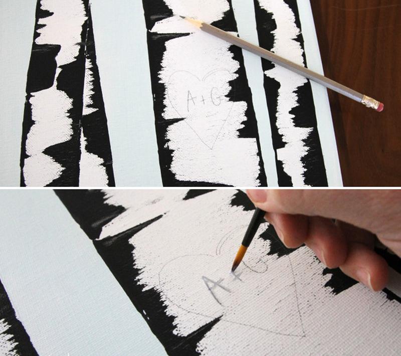 Картины своими руками: картины для интерьера своими руками