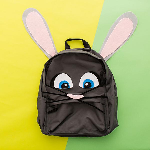 Детский рюкзак: рюкзак своими руками Новостной