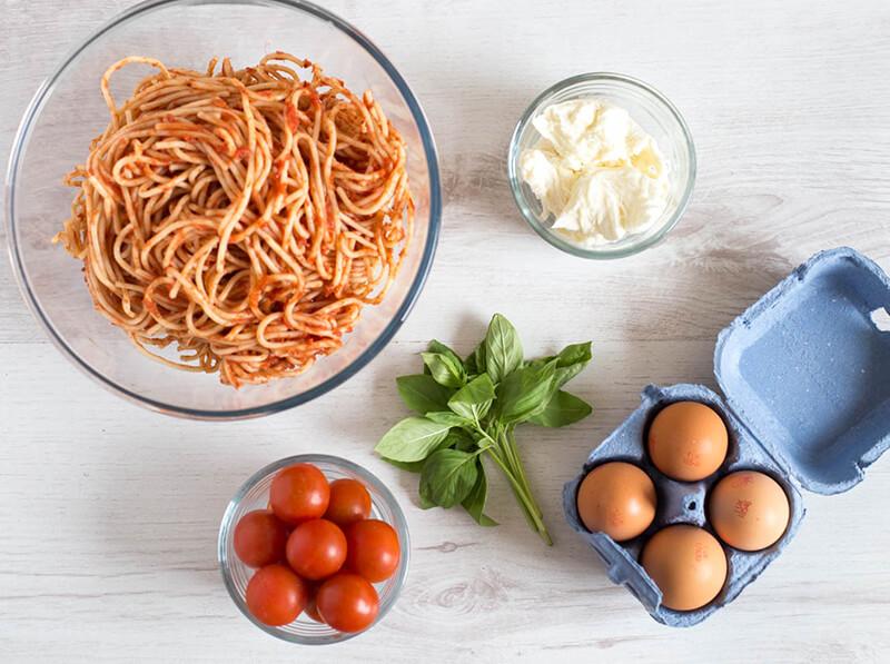 Запеканка из макарон в духовке рецепт