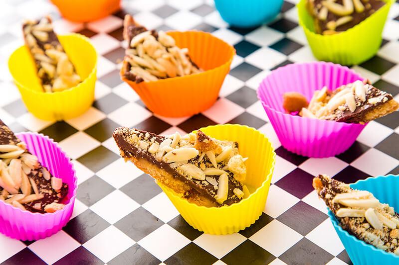 Печенье с шоколадом: рецепт домашнего печенья с шоколадом