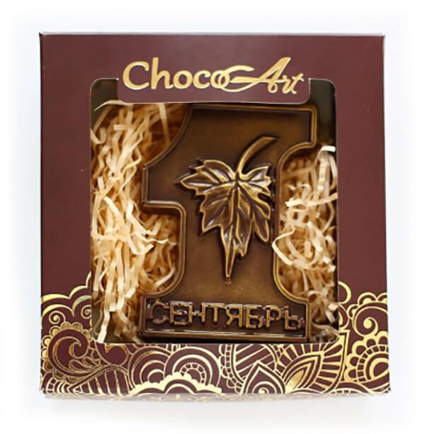Шоколадный подарок на 1 сентября