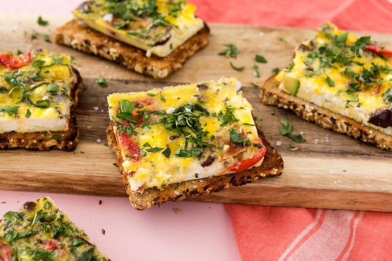 Горячие бутерброды: рецепт горячих бутербродов в духовке